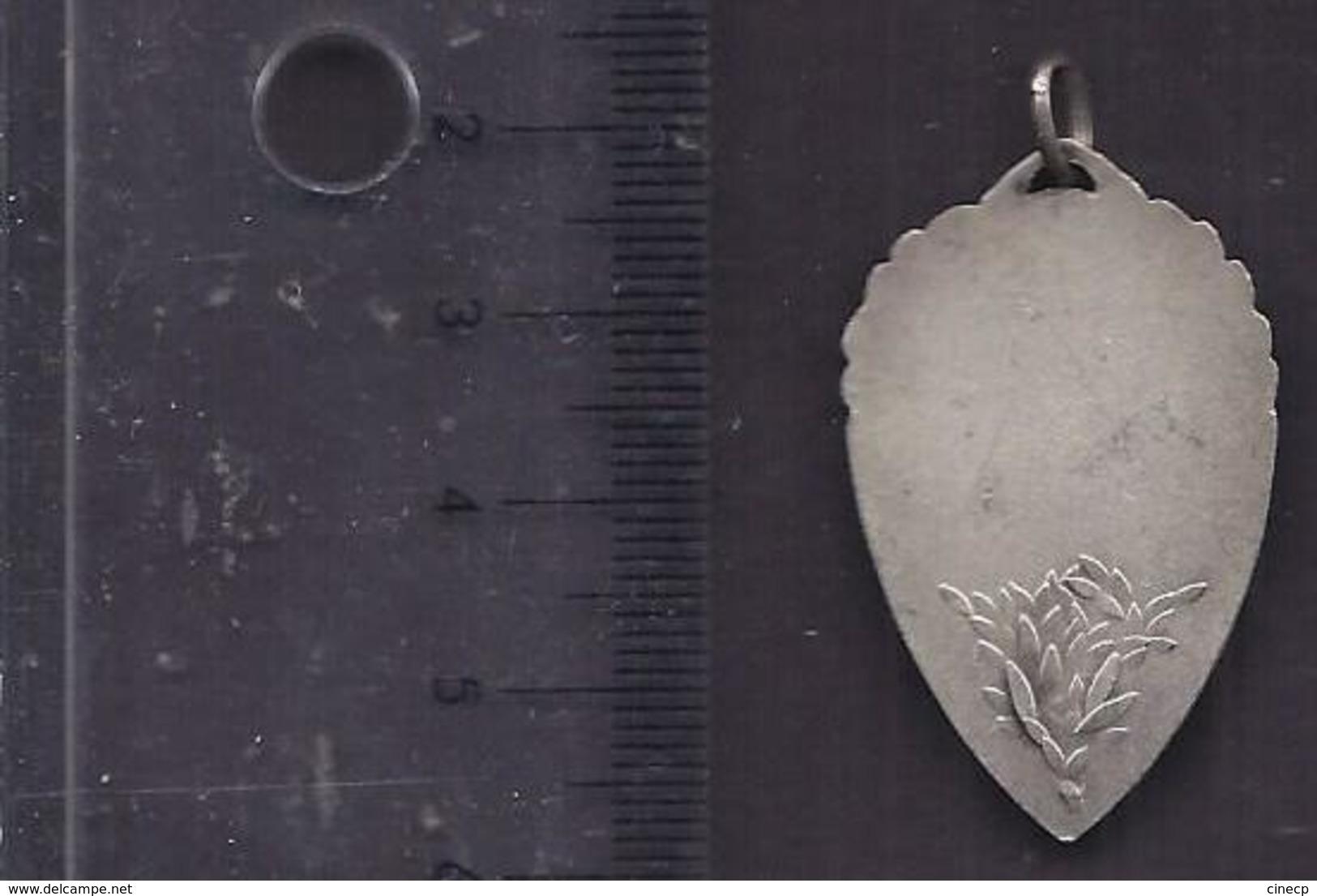 Médaille Ancienne Pétanque Longue Jeu Provençal Boule - Pétanque