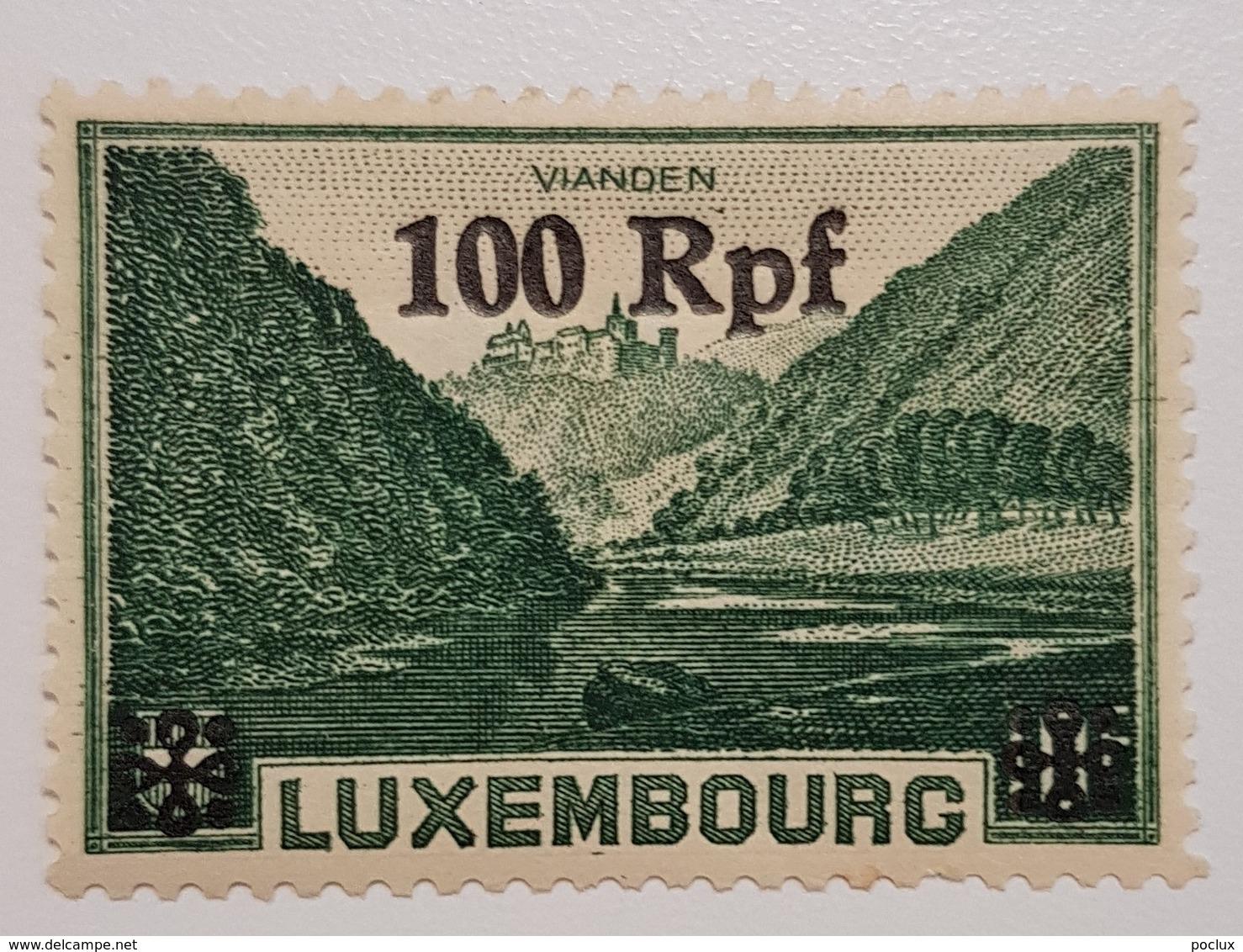 Luxembourg- Occupation Allemande-Vianden 1940 - 1940-1944 Occupation Allemande