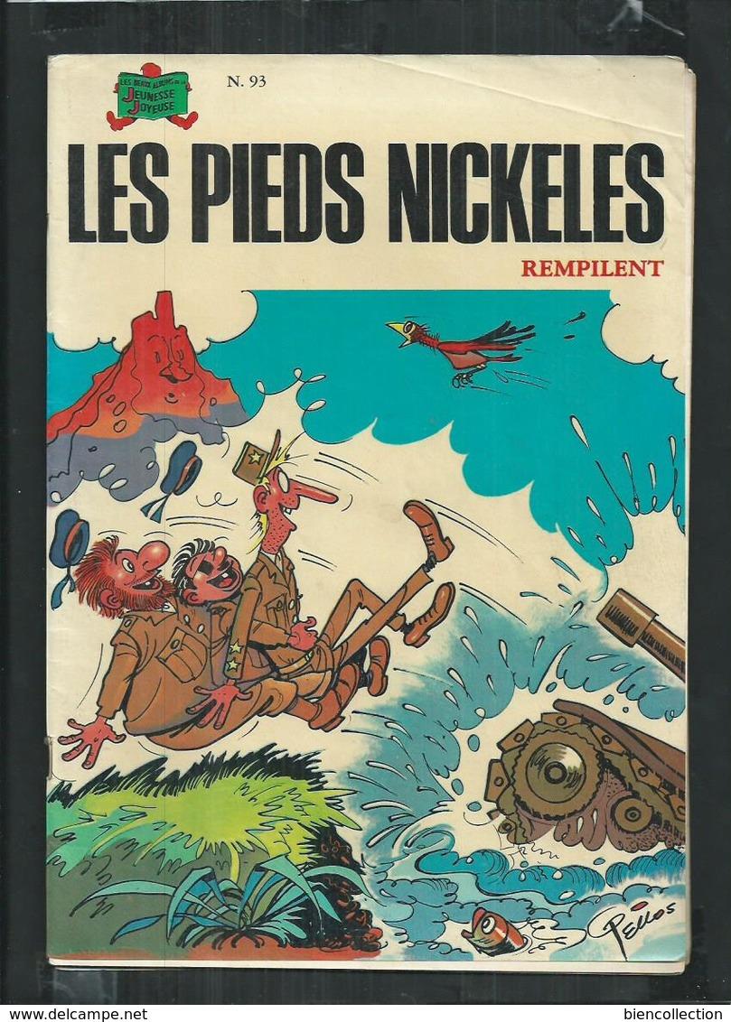 Edition Originale Les Pieds Nickelés Rempilent No 93 - Pieds Nickelés, Les