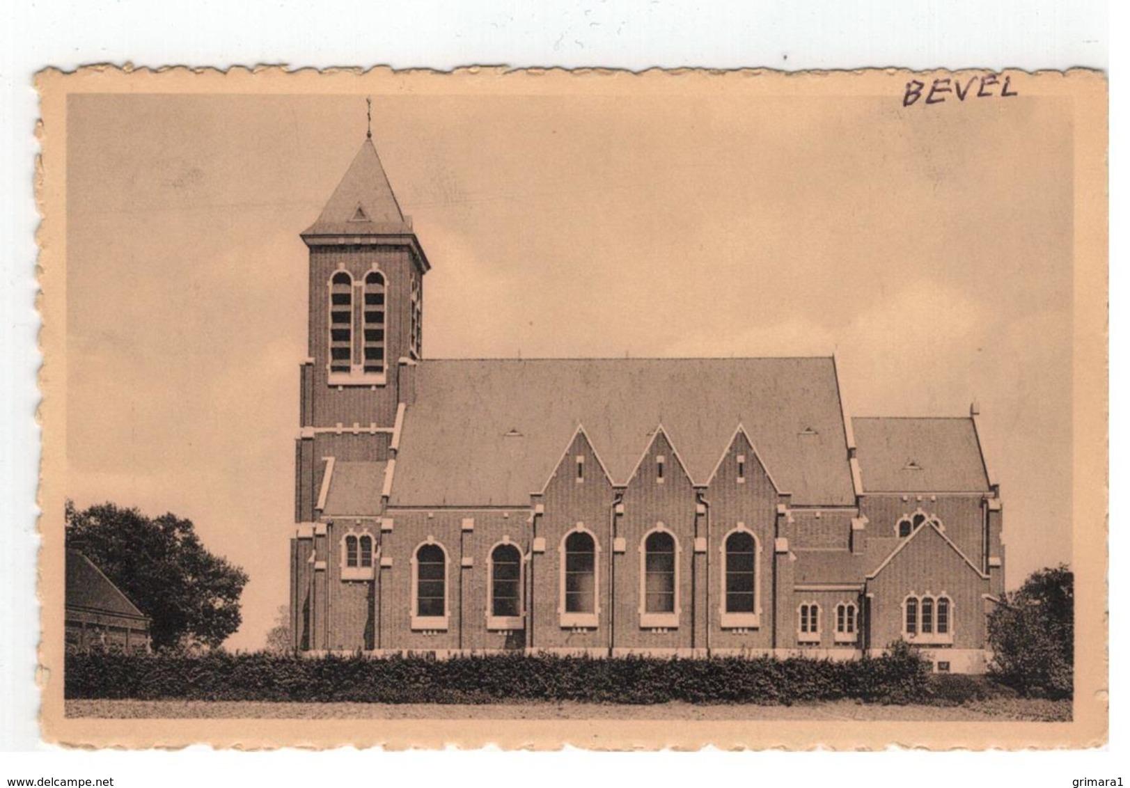 Bevel  Onze-Lieve-Vrouw Kerk - Nijlen