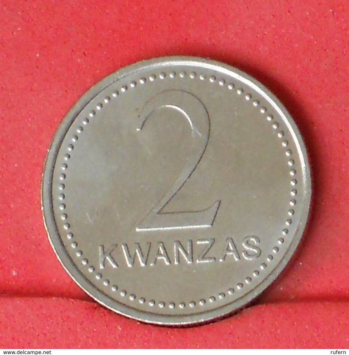 ANGOLA 2 KWANZAS 1999 -    KM# 98 - (Nº25857) - Angola