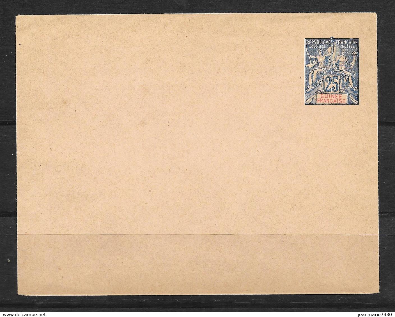 GUINEE TYPE GROUPE ENTIER EN 15 - Französisch-Guinea (1892-1944)