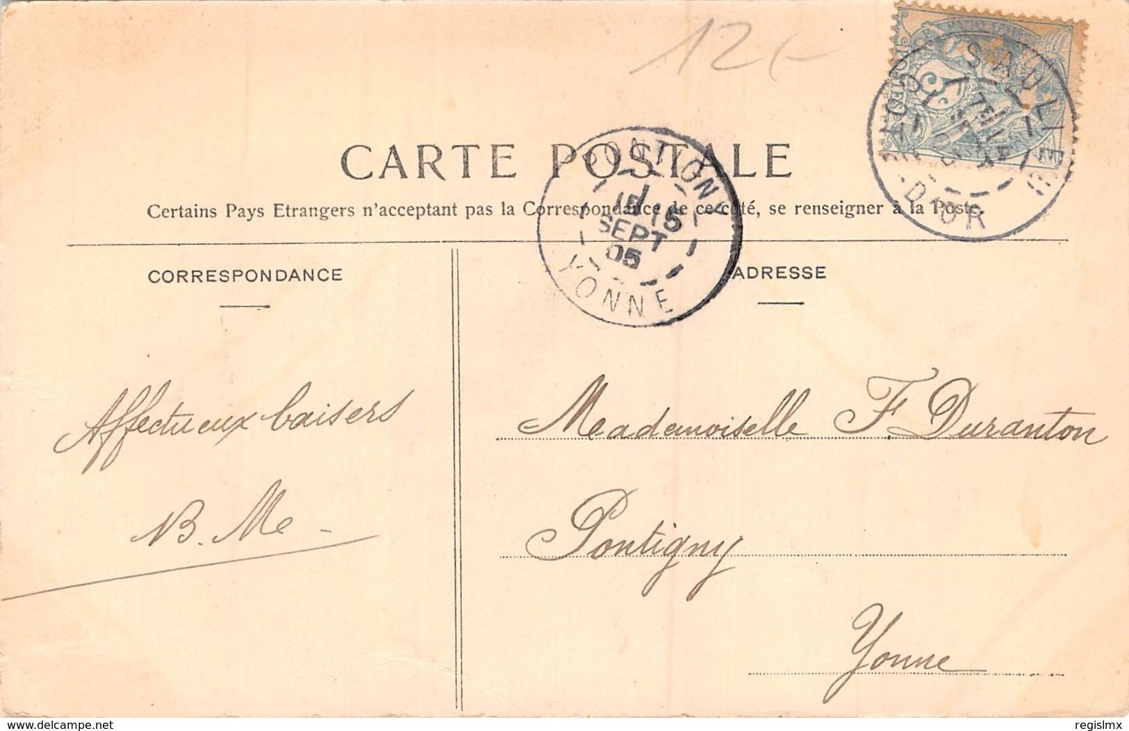 58-FOLKLORE DU MORVAN-COSTUME-N°368-H/0261 - France