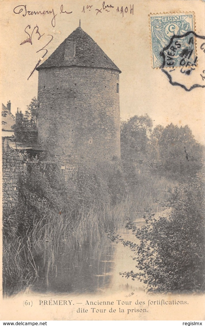 58-PREMERY-N°369-F/0143 - Autres Communes