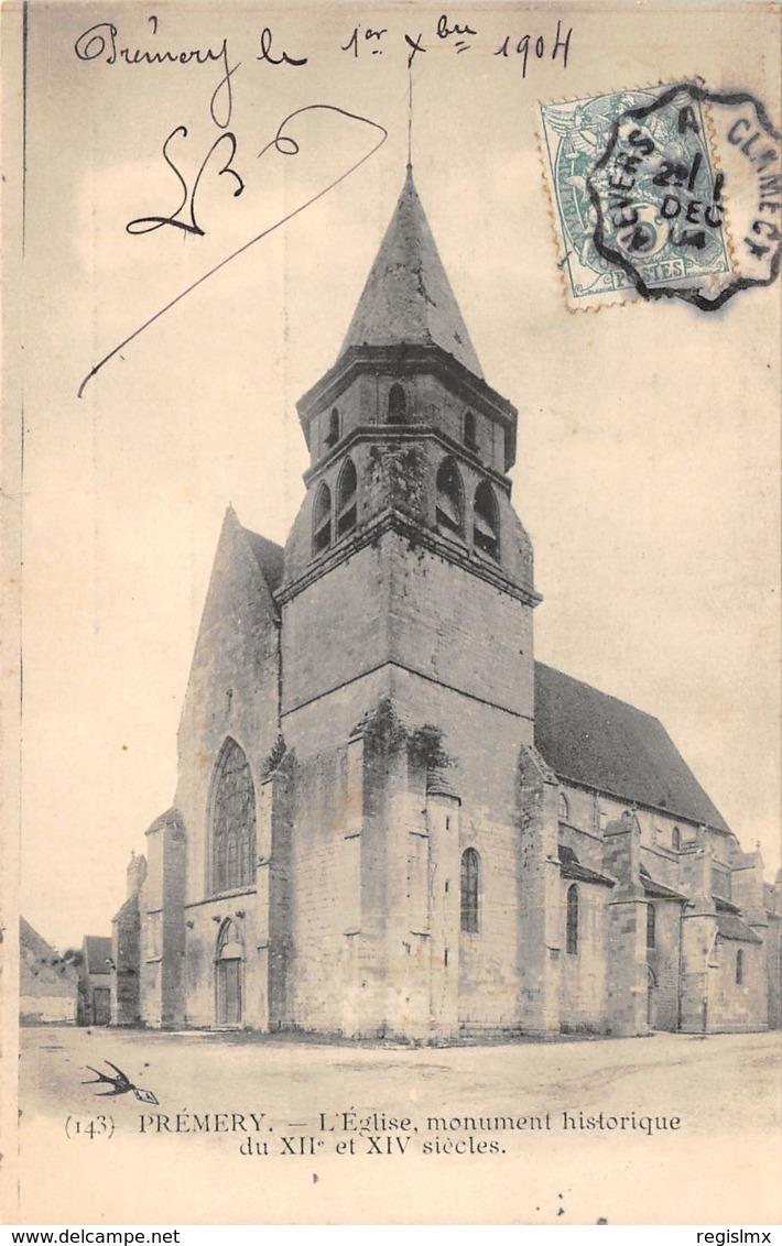 58-PREMERY-N°369-F/0145 - France
