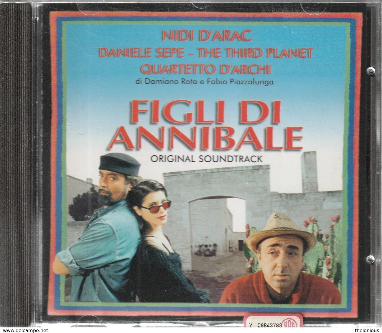 # Cd Figli Di Annibale - Original Soundtrack - Country & Folk