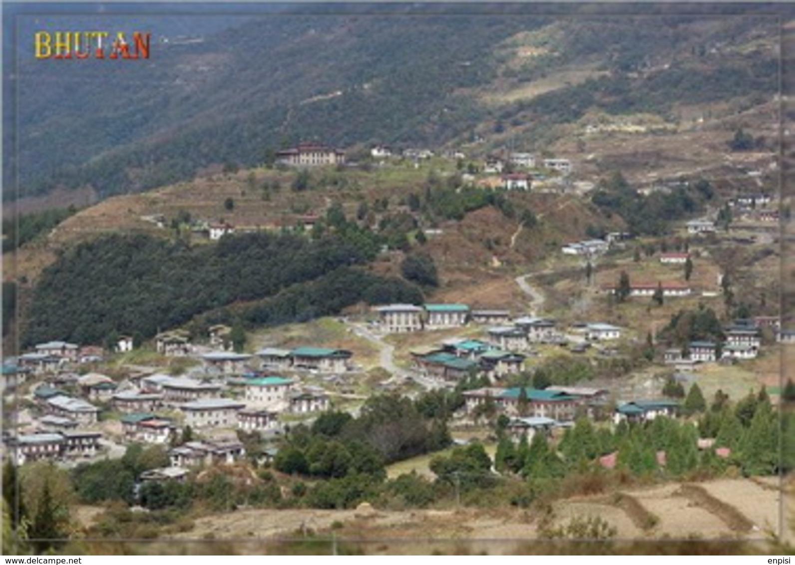 Kingdom Of Bhutan - Thimphu - Himalayas - Lot 26 Postcards - Bhoutan