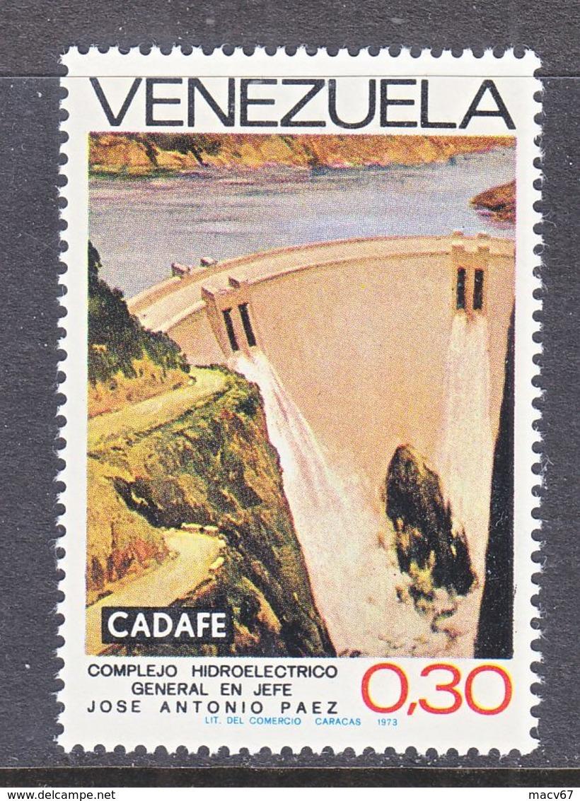 Venezuela  1049   **   HYDRO-DAM - Venezuela