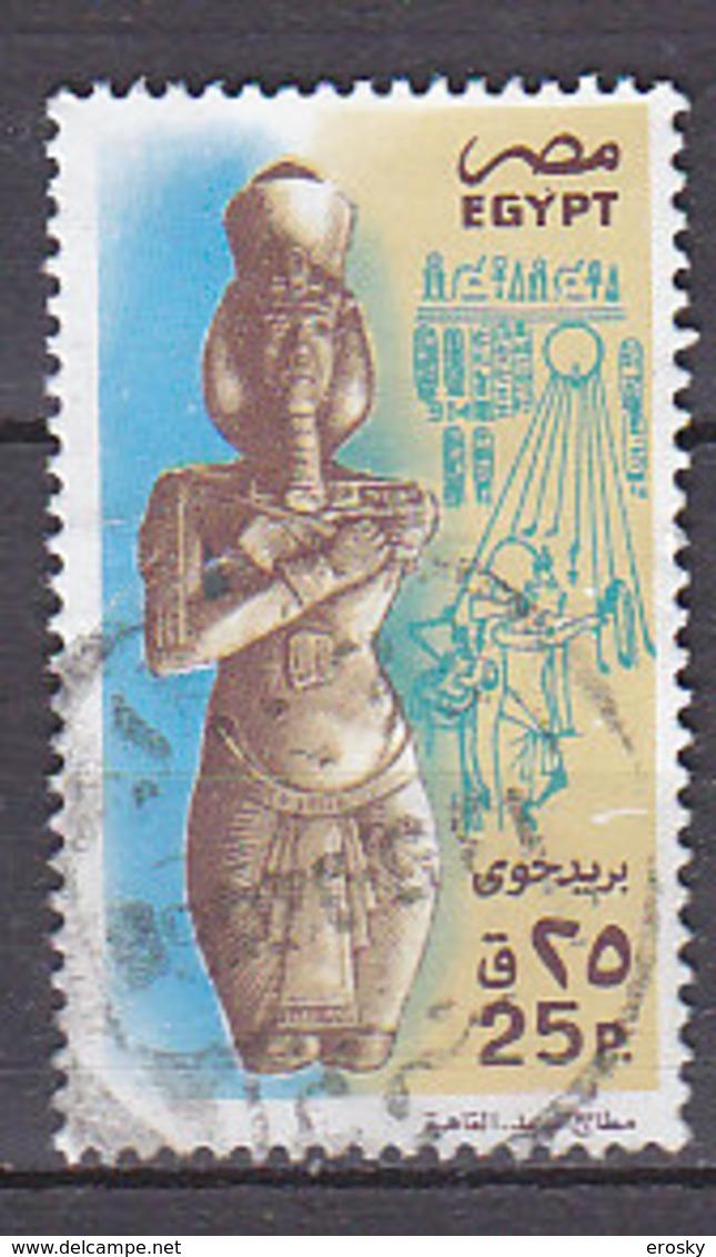 A0802 - EGYPTE EGYPT AERIENNE Yv N°274 - Poste Aérienne