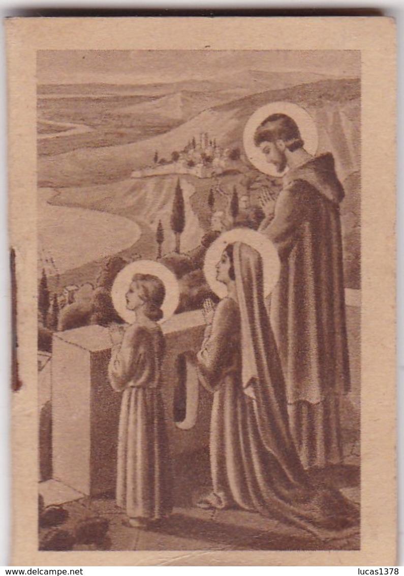 PETIT  ALMANACH POUR 1951 - Calendarios