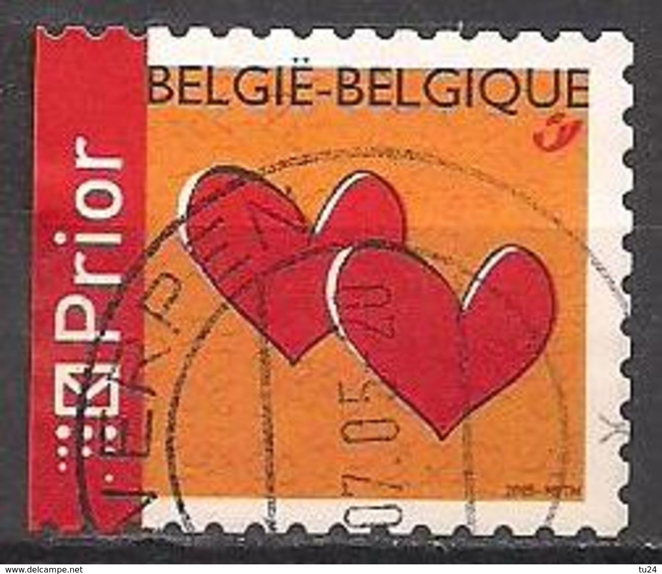 Belgien  (2005)  Mi.Nr.  3449  Gest. / Used  (5aa26) - Used Stamps