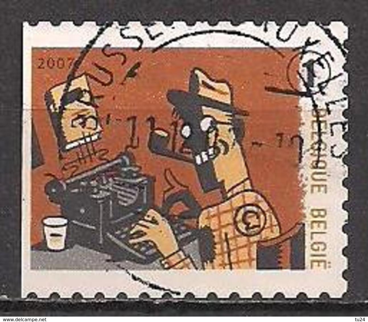 Belgien  (2007)  Mi.Nr.  3763  Gest. / Used  (5aa40) - Belgium