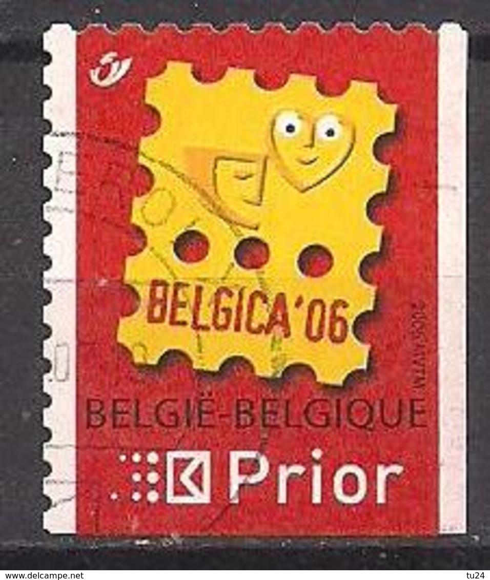 Belgien  (2006)  Mi.Nr.  3576  Gest. / Used  (3aa23) - Belgium