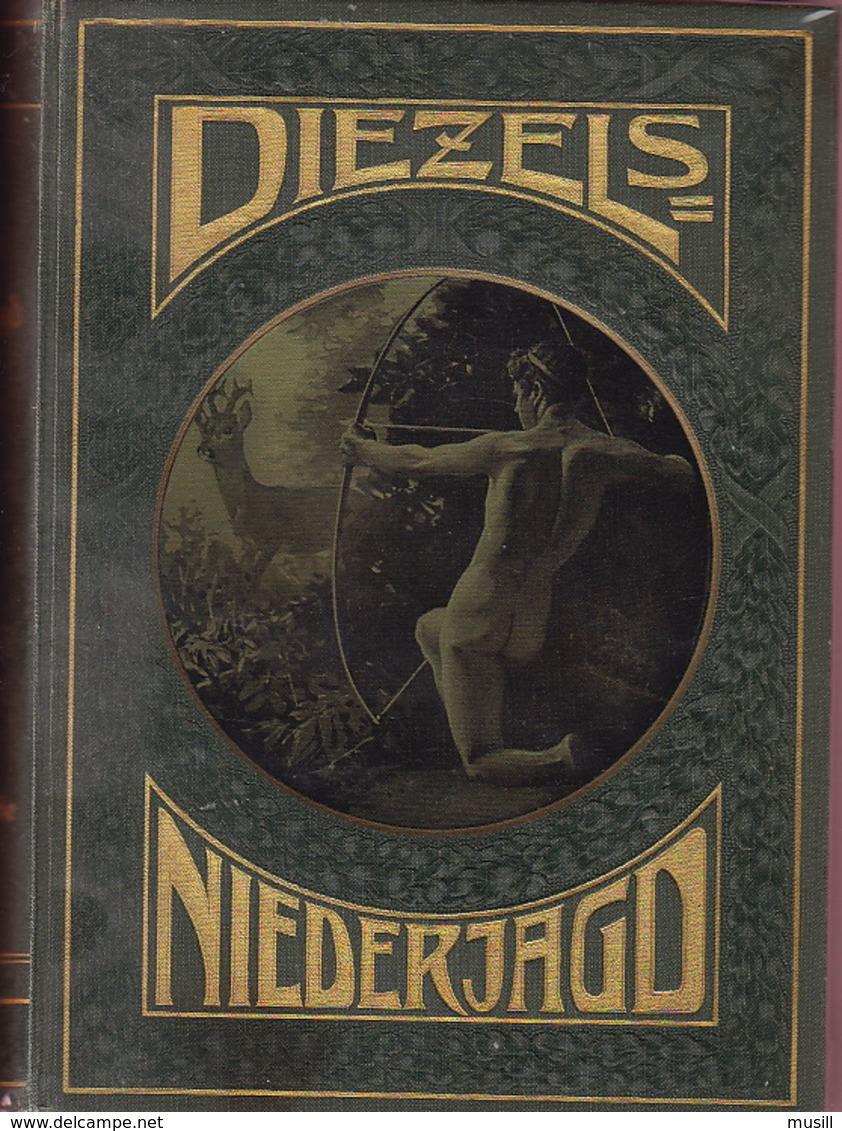 Diezels Niederjagd, Par Gustave Freiherr Von Nordenflycht. - Livres, BD, Revues