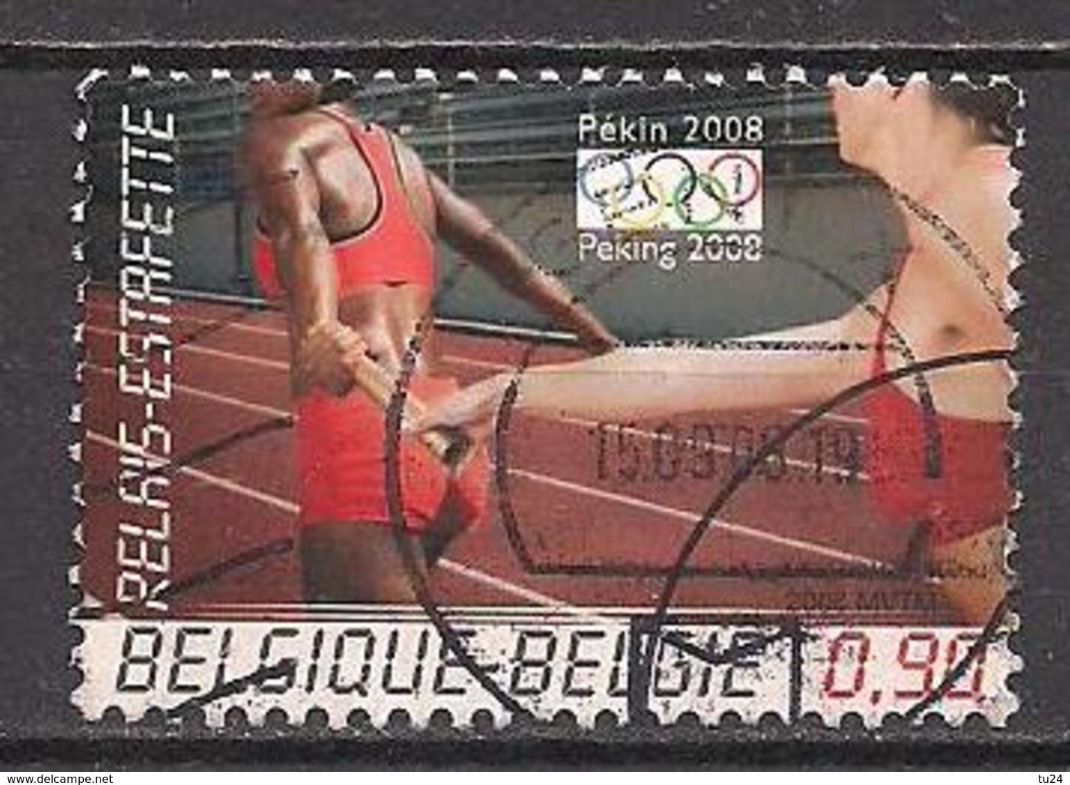 Belgien  (2008)  Mi.Nr.  3845  Gest. / Used  (3aa24) - Belgium