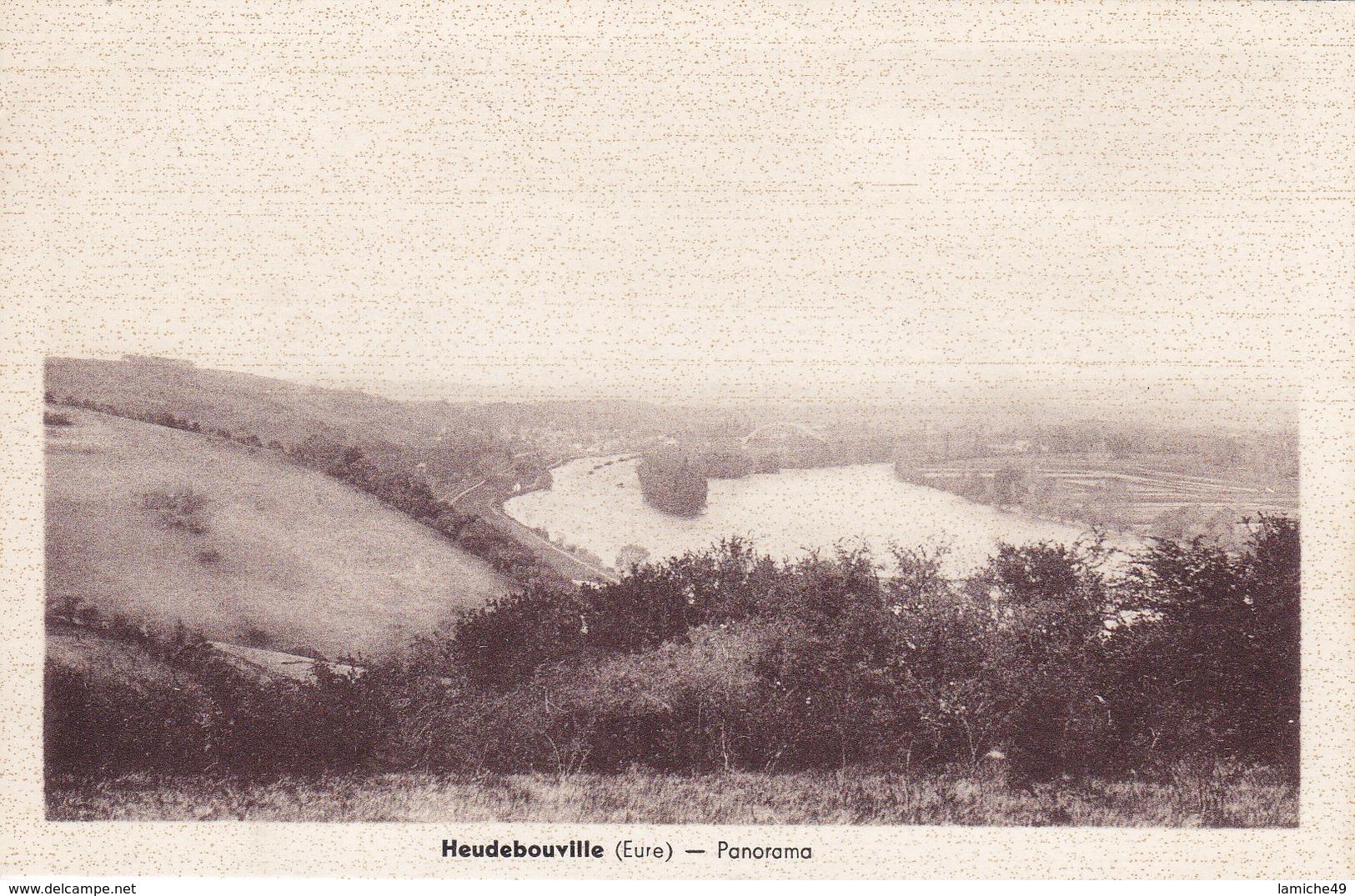 HEUDEBOUVILLE (Eure) Panorama - Other Municipalities
