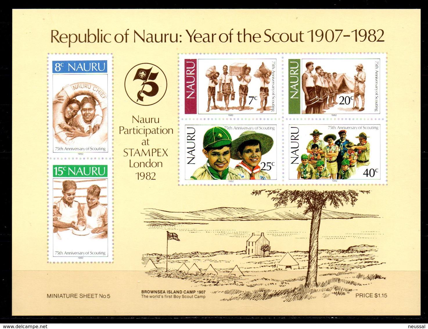 Hb-5 Nauru - Nauru