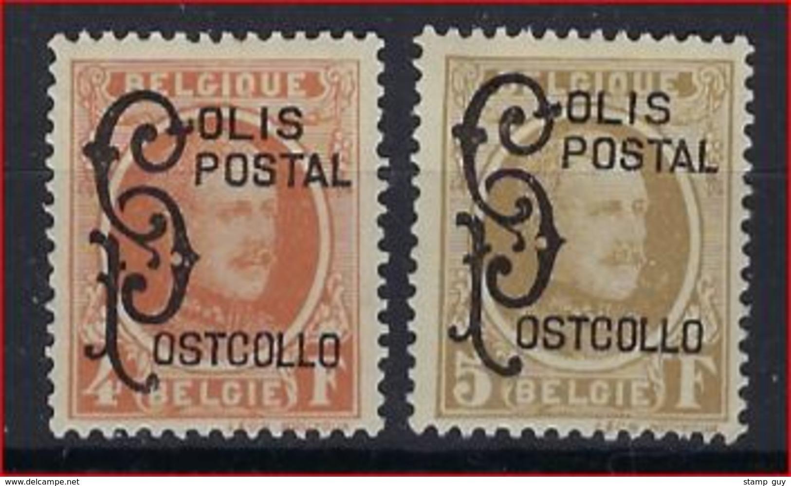 Nrs. SP168 En SP169 ; TR168 / TR169 * MH En In Goede Staat ! Inzet 2 € ! - 1923-1941
