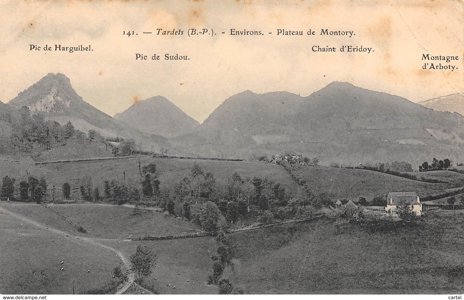 64 - TARDETS - Environs - Plateau De Montory - Autres Communes