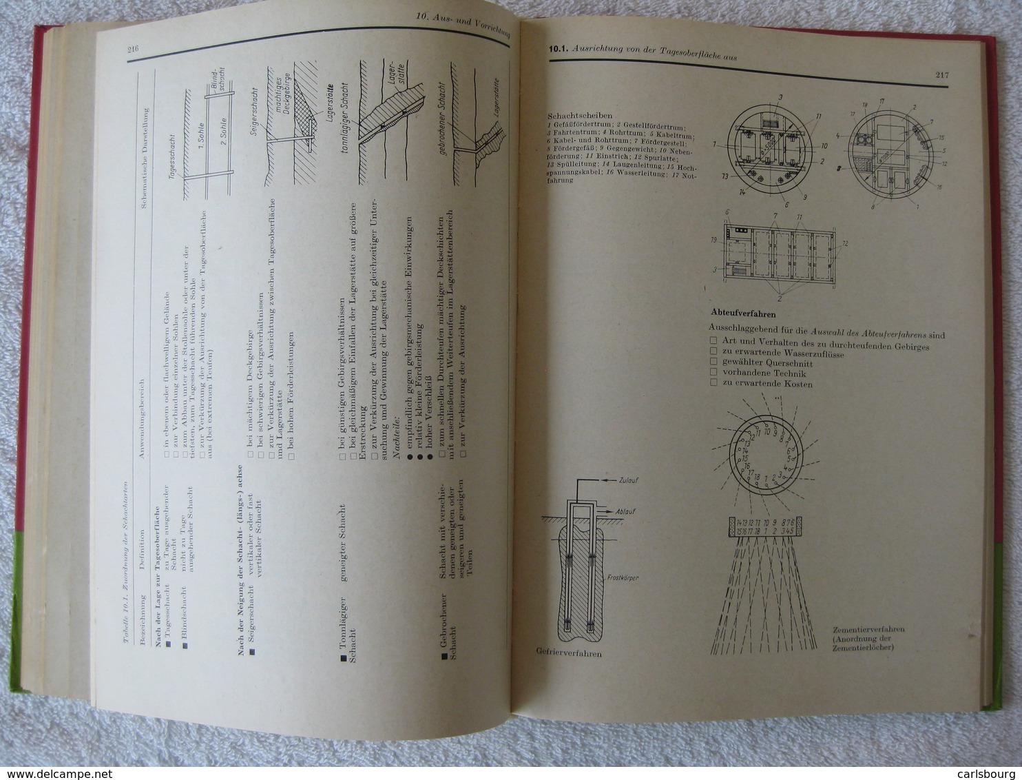 Mines Et Charbonnages - Chevalements - édition 1979 – Rare - Cultural