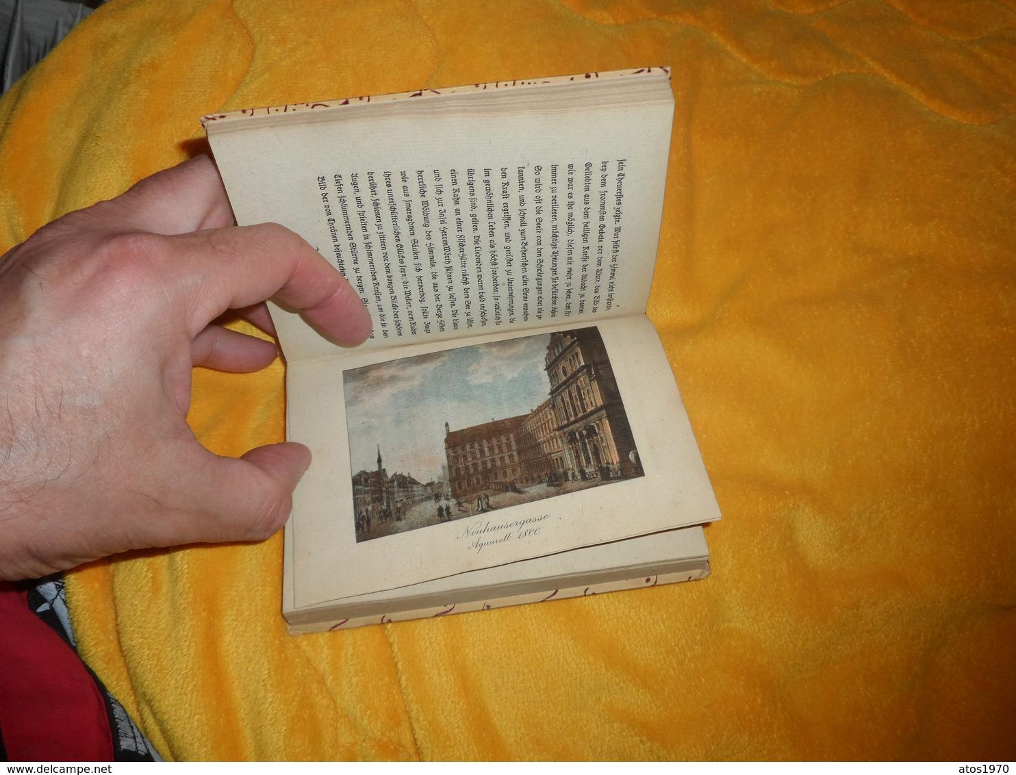 PETIT LIVRE DE 202 PAGES. / ALMANACH DER MUNCHENER VERLEGER 1926. EN ALLEMAND.. - Calendars
