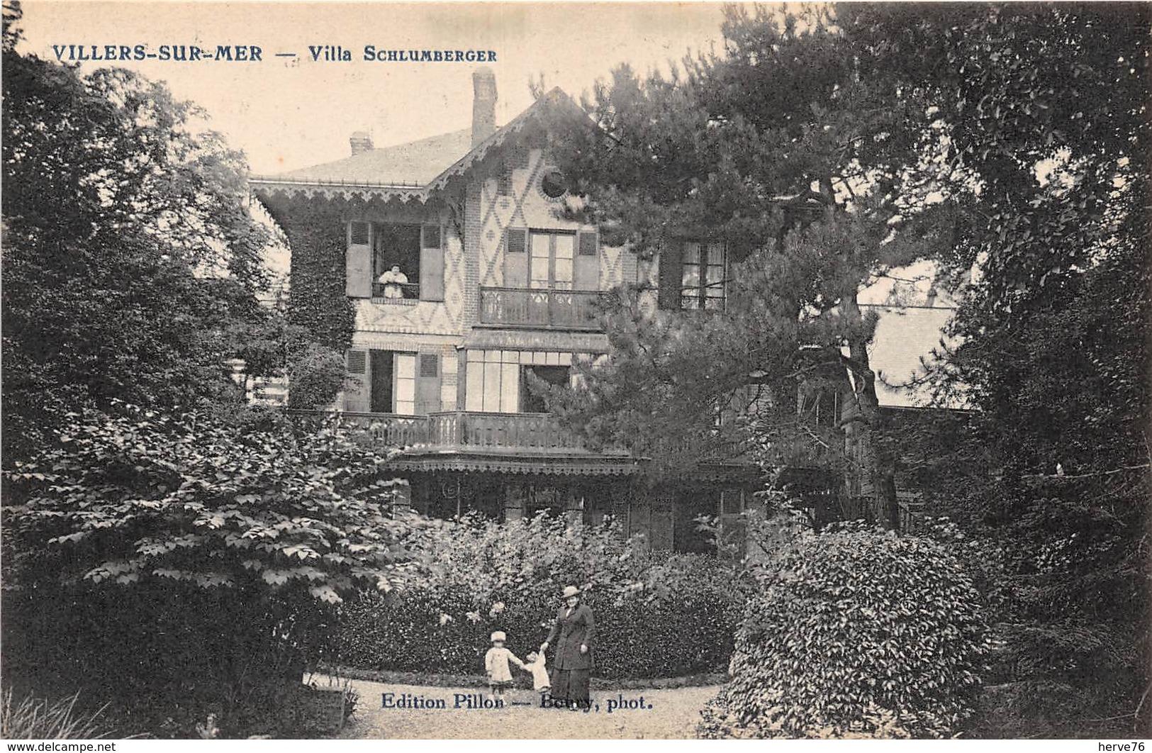 VILLERS SUR MER - Villa Schlumberger - Villers Sur Mer