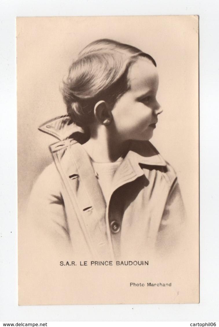- CPA S.A.R. LE PRINCE BAUDOUIN - Edition G. Cailliau 213 - - Familles Royales
