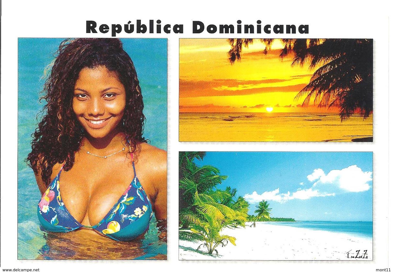 Ansichtskarte  Republica Dominicana - Pin-Ups
