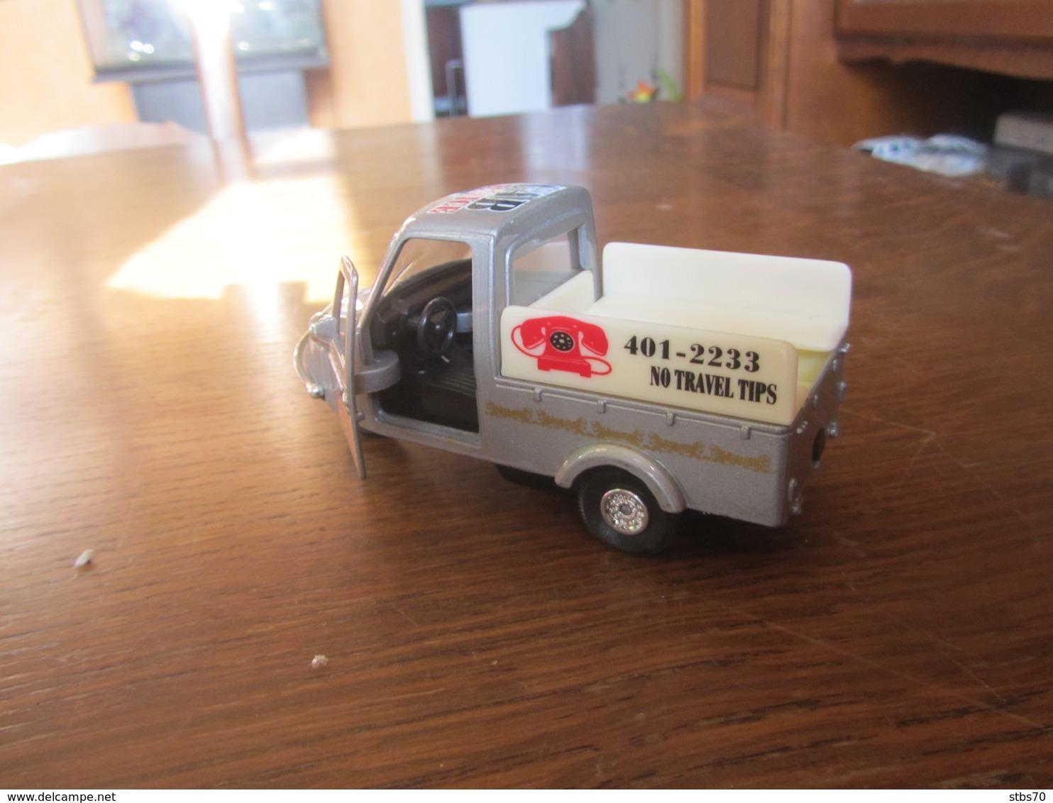 CH00 Triporteur, Cab Service, 10,5 Cm - Cars & 4-wheels