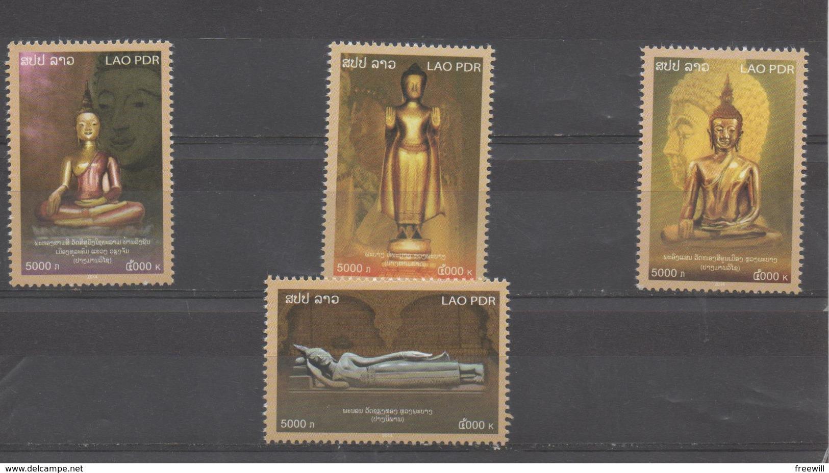 Bouddha - Laos