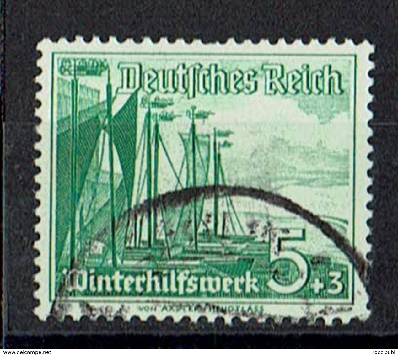 DR 1937 // Mi. 653 O (030..021) - Deutschland