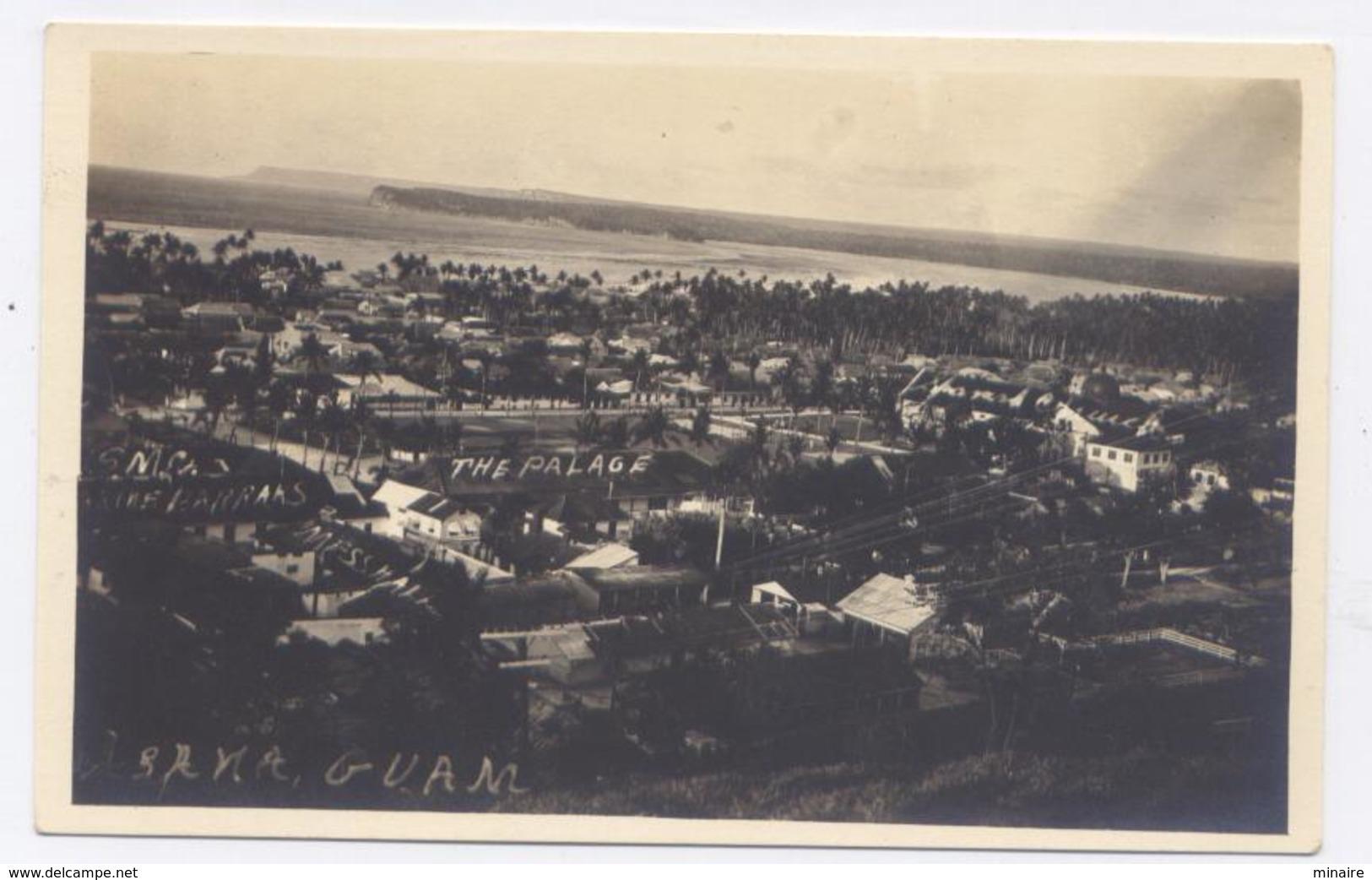 GUAM - Marine Barracks, Mess, Hall & Palace - Bon état - Guam