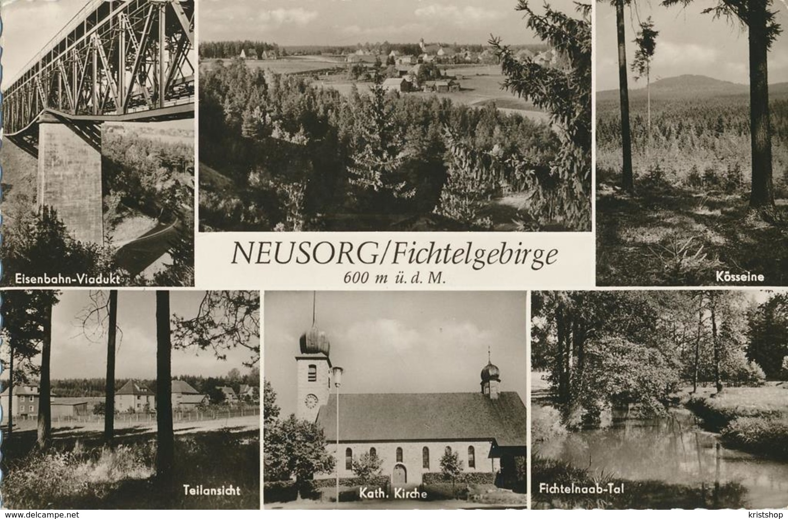 Neusorg -Fichtelgebirge [AA12-1250 - Germany
