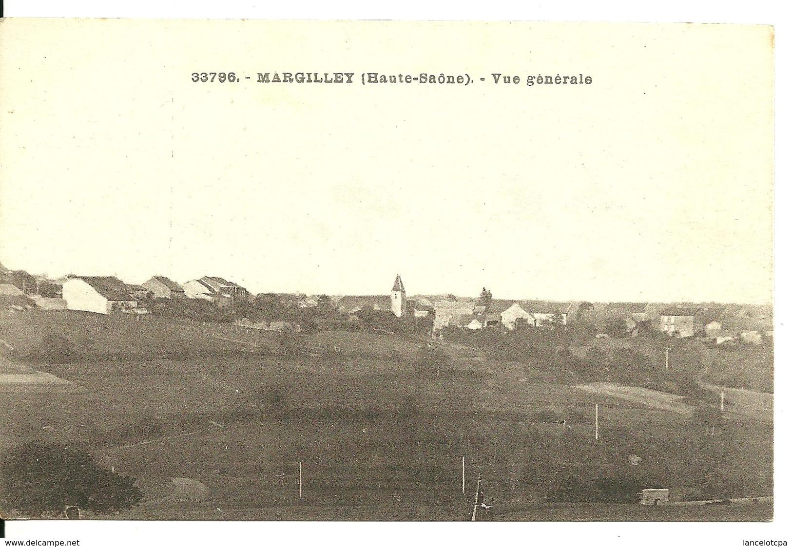 70 - MARGILLEY / VUE GENERALE - Other Municipalities