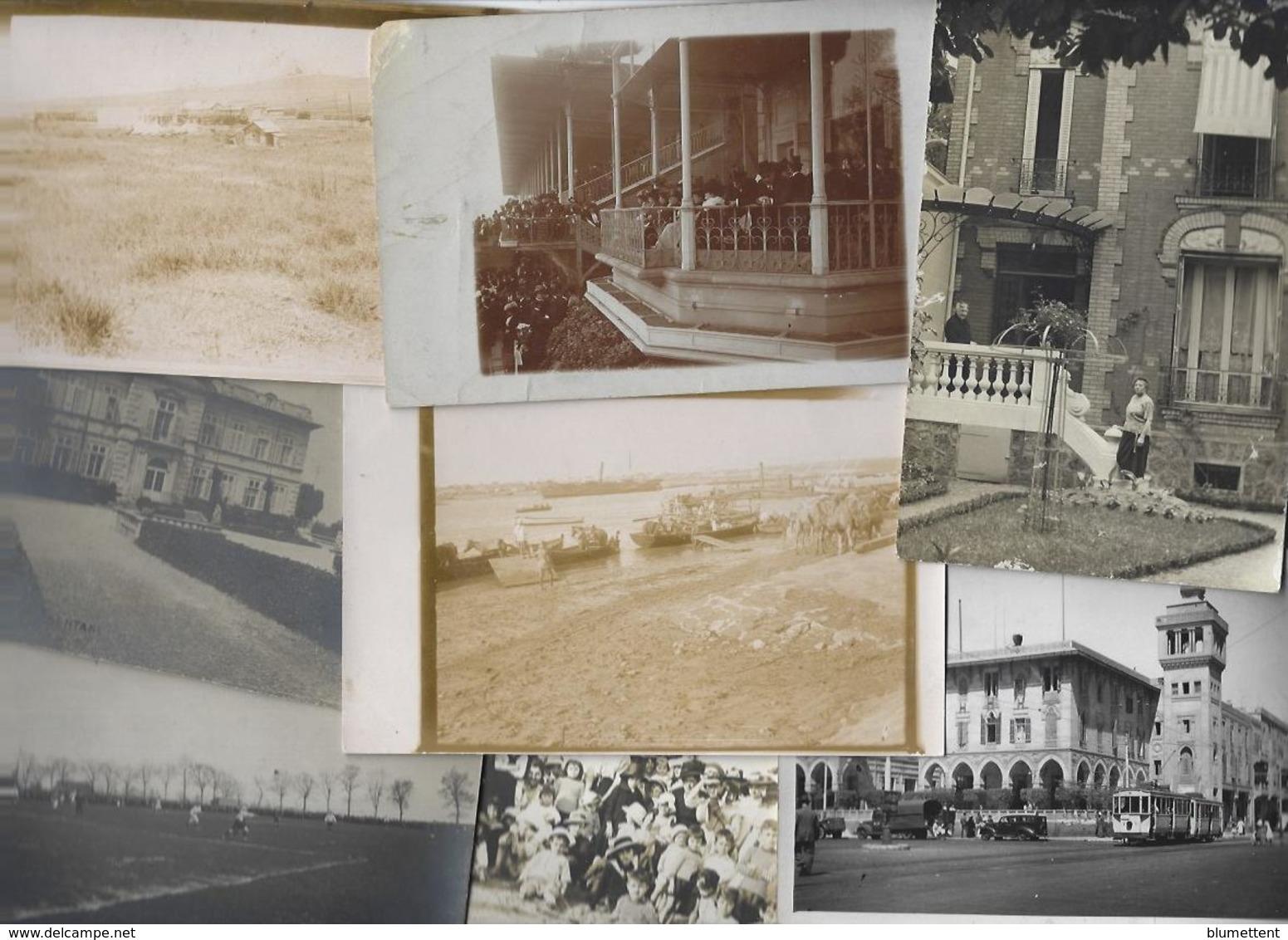 Lot 1500 De 10 CPA PHOTO RPPC Déstockage Pour Revendeurs Ou Collectionneurs - Cartes Postales