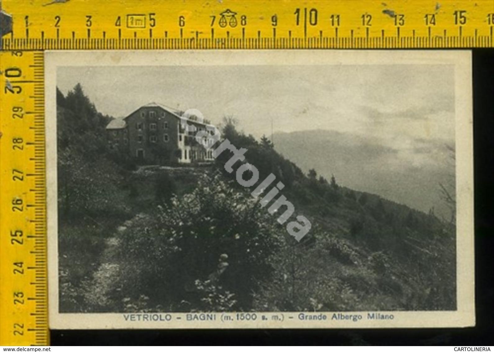 Trento Vetriolo Bagni - Trento