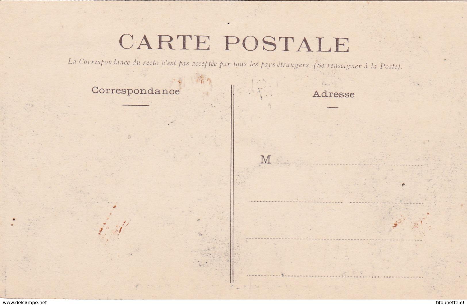 19-SCENE Du CENTRE- Le MARECHAL-FERRANT- GROS PLAN De La FORGE- - France