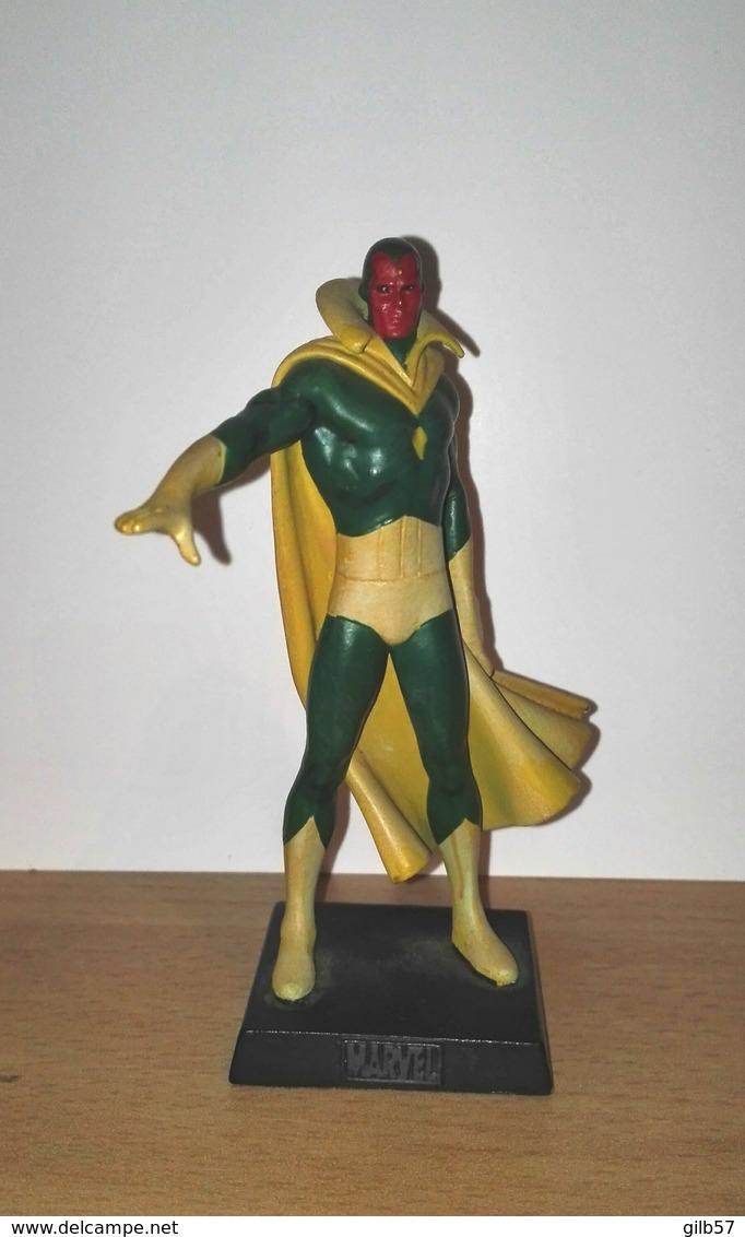 Figurine MARVEL En Plomb, VISION - Marvel Heroes