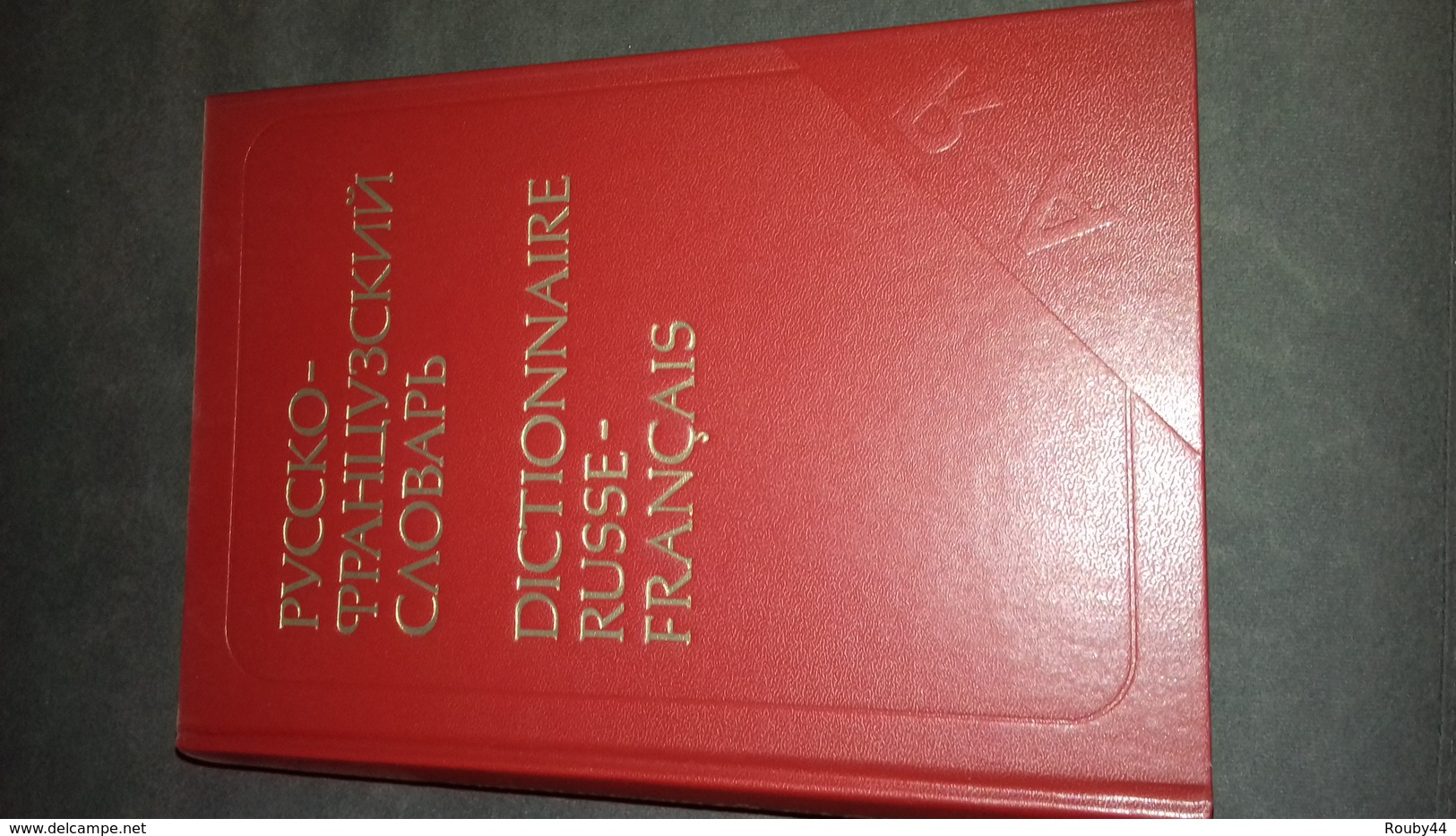Dictionnaire Russe Français - Livres, BD, Revues