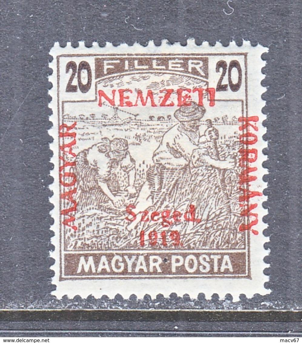 Hungary Szeged  11 N 34   * - Szeged