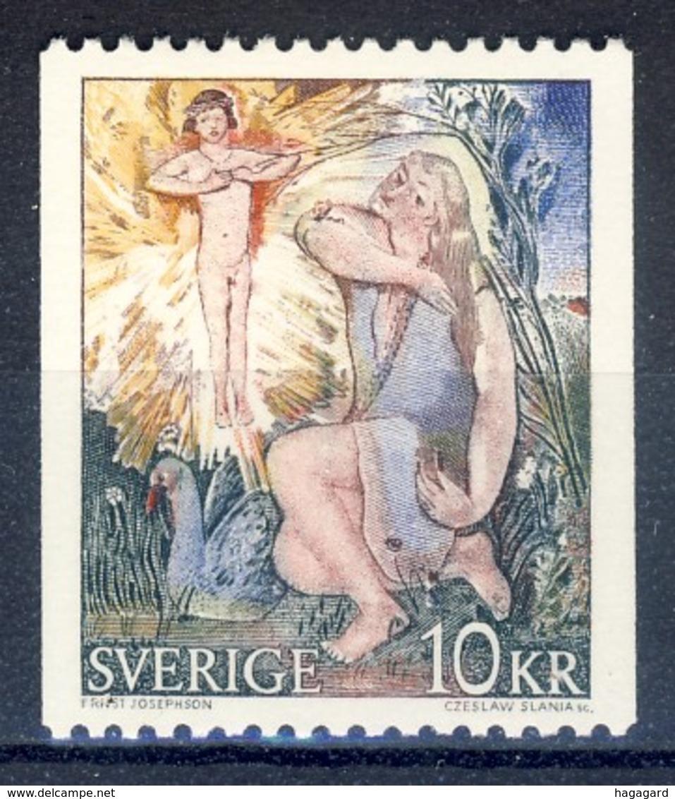 +D2978. Sweden 1973. Painting. Michel 832x. MNH(**) - Sweden