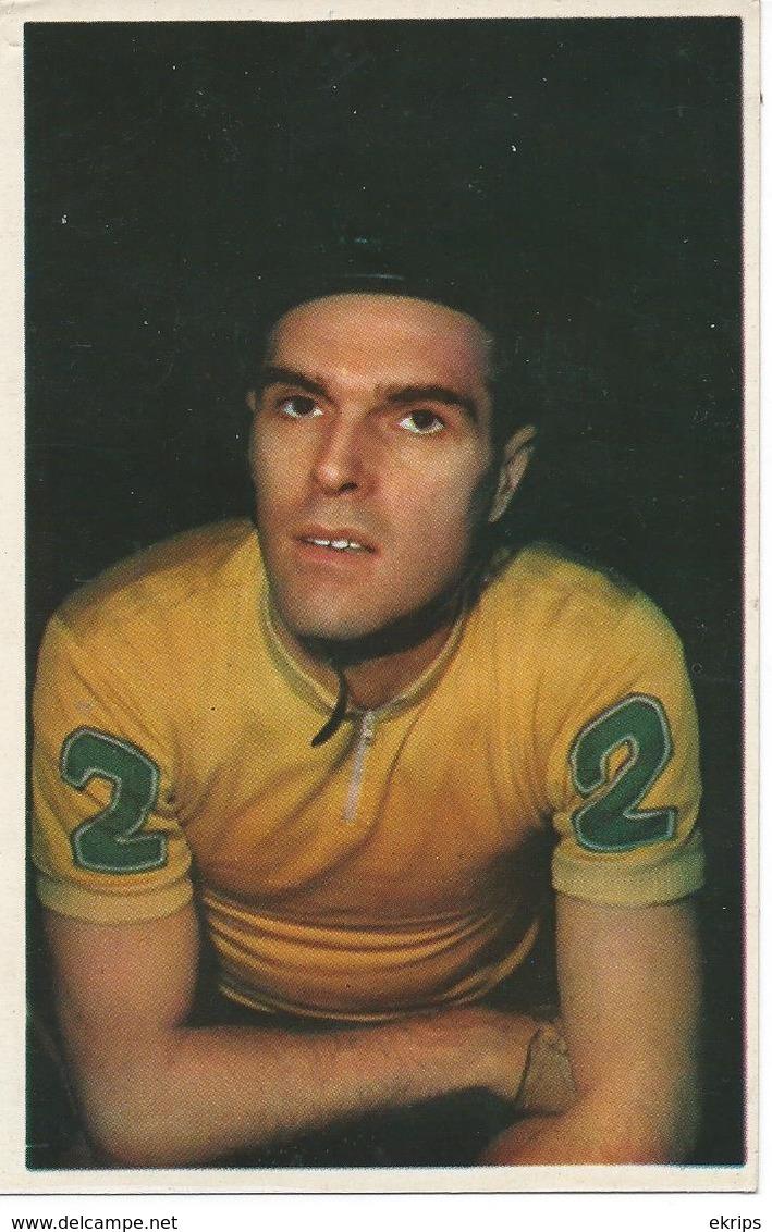 """Cycliste """"Bucher"""" - Belgique"""