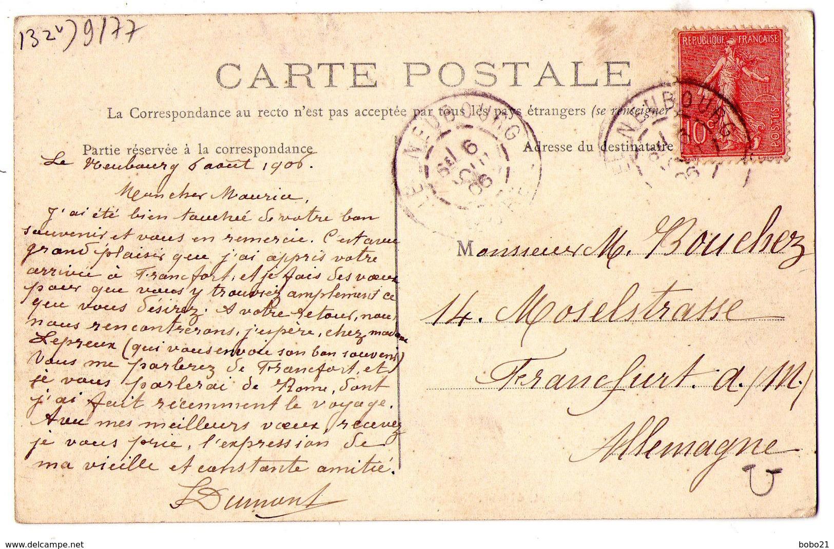 3012 - Le Neubourg ( 27 ) - Place Du Marché ( Coté Ouest ) - Dumont édit. - - Le Neubourg