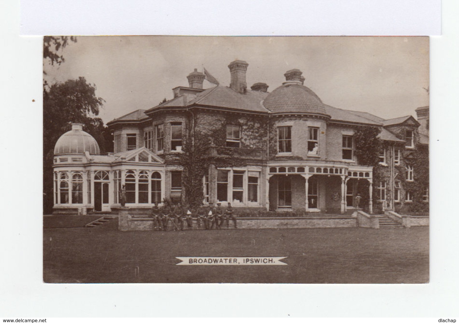 Broadwater. Ipswich. (3147) - Ipswich