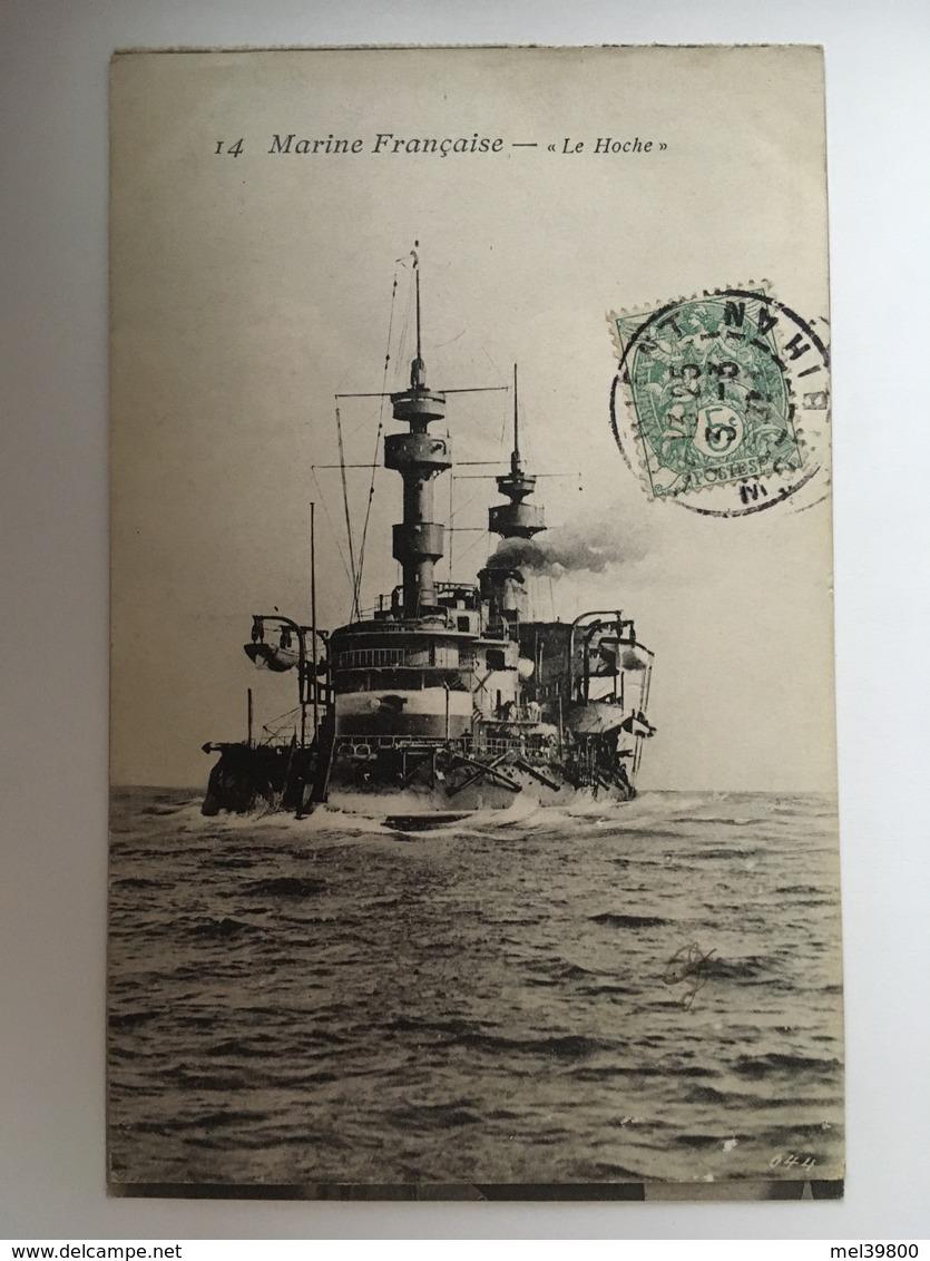 "Marine Française - ""Le Hoche"" - Oorlog"