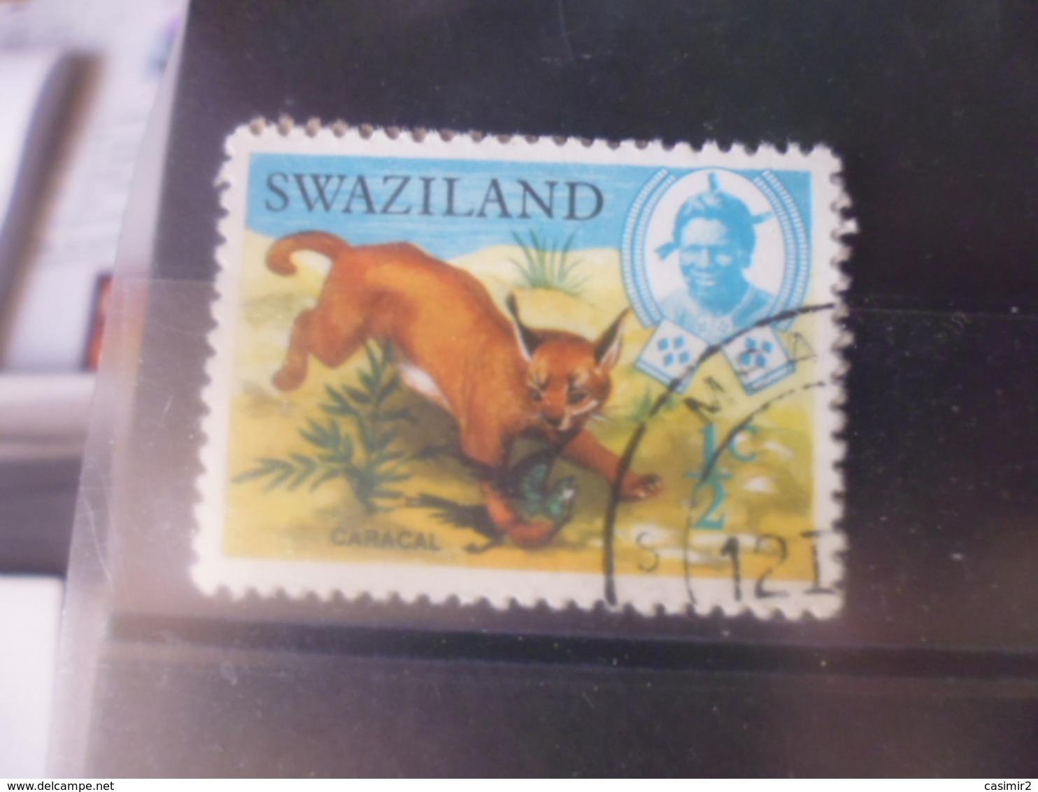 SWAZILAND YVERT  N°161 - Swaziland (1968-...)