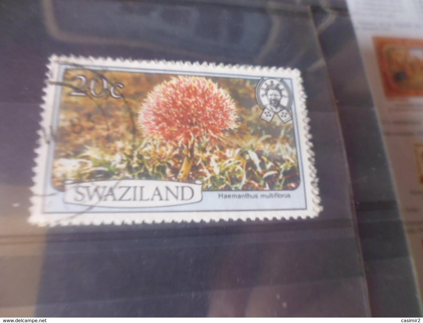 SWAZILAND YVERT  N°349 - Swaziland (1968-...)