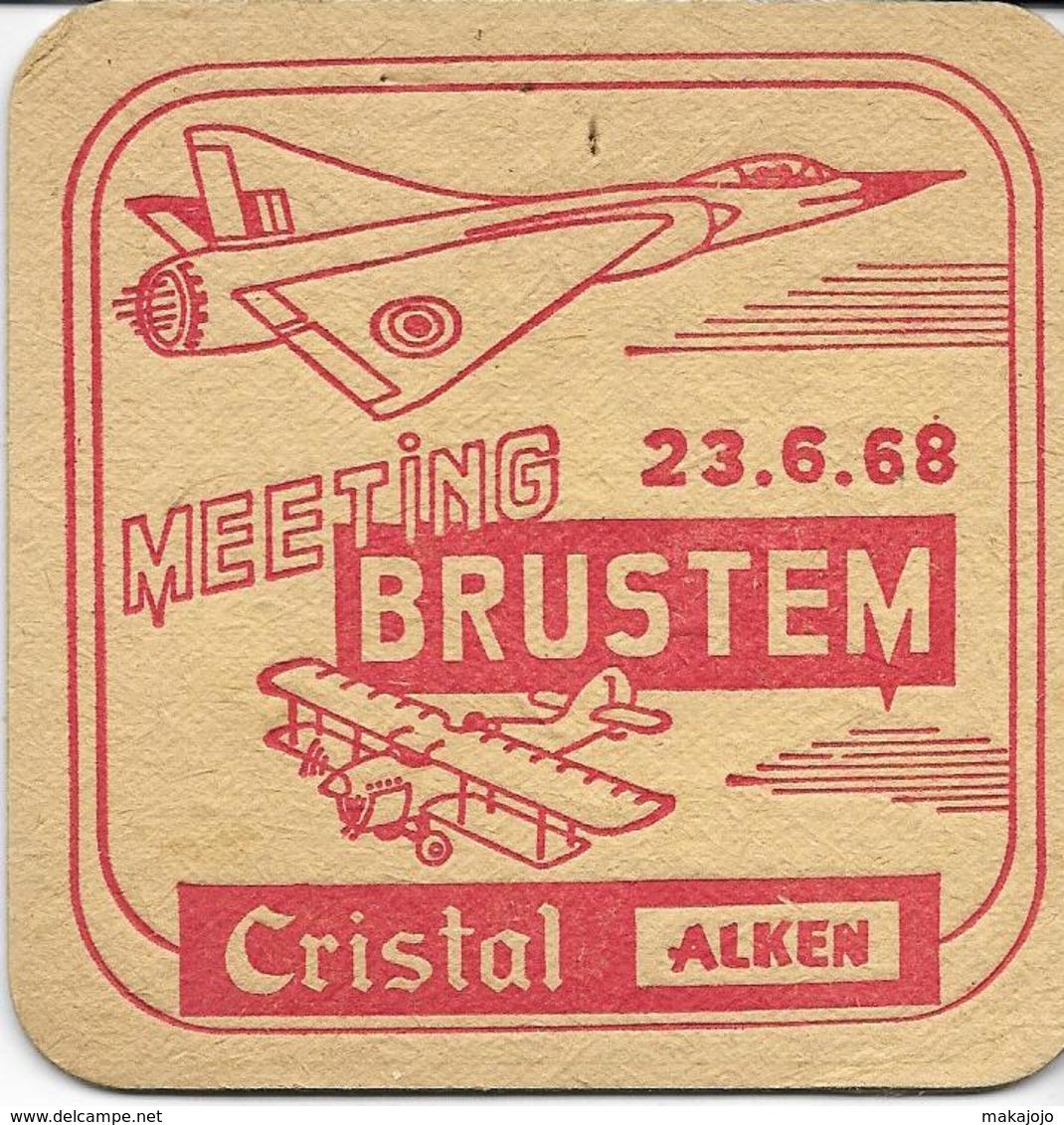 Viltje - Cristal Alken - 23/6/1968 - Sous-bocks