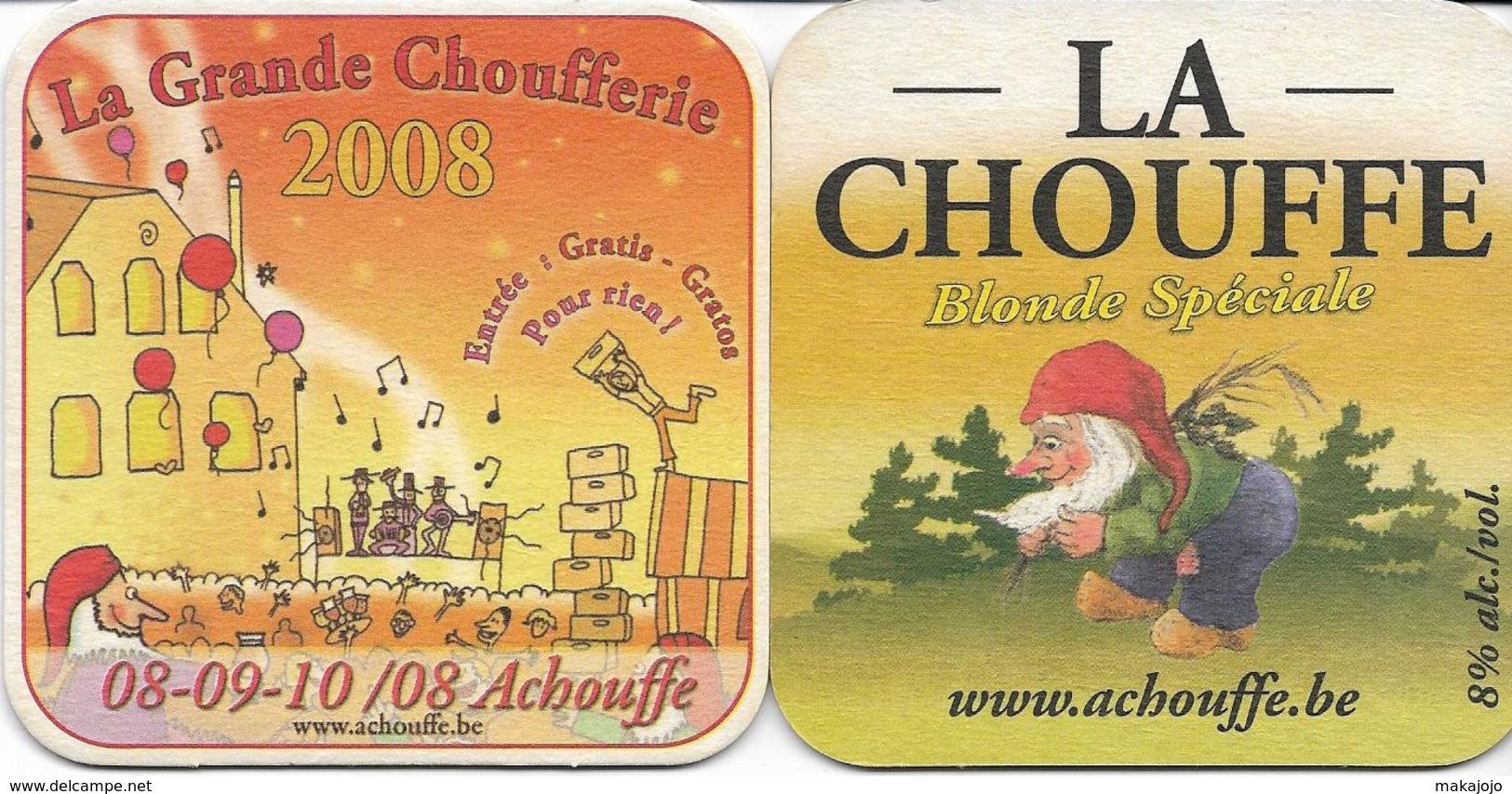 Viltje - Chouffe - 8/8/2008 - Sous-bocks