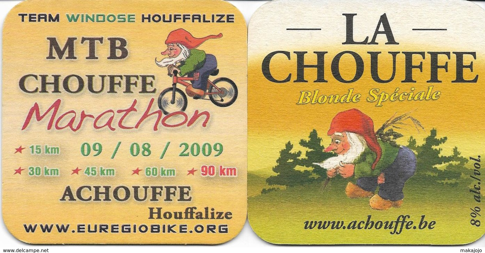 Viltje - Chouffe - 9/8/2009 - Sous-bocks